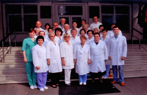 Центр диагностики и реабилитации заболеваний органов дыхания