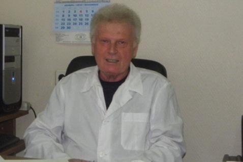 Заведующий отделом: заслуженный деятель науки РФ, профессор Владислав Яковлевич Гергерт
