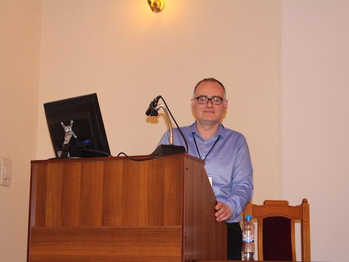 Профессор Оливье Нейроль (Institute of Pharmacology & Structural Biology, University of Toulouse, Франция)