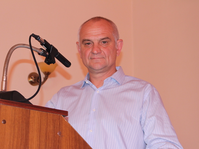 профессор Игорь Крамник (Boston University, США)